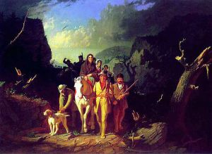 George Caleb Bingham [Public domain], via/image courtesy of Wikimedia Commons